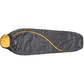 Jack Wolfskin Smoozip +6 Sovepose, grå/gul